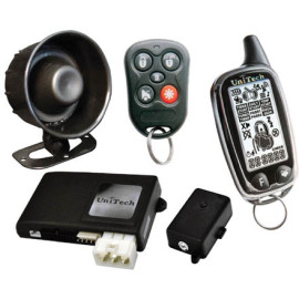 Unitech 335 2way Pager Remote Start -$249.99 (Free  Installation Included)