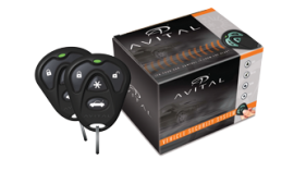 Avital® 5103 1-way Remote Start with Security