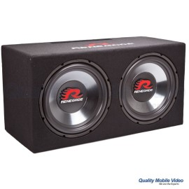 Renegade RXV1202 with 850w Amp – $199.99