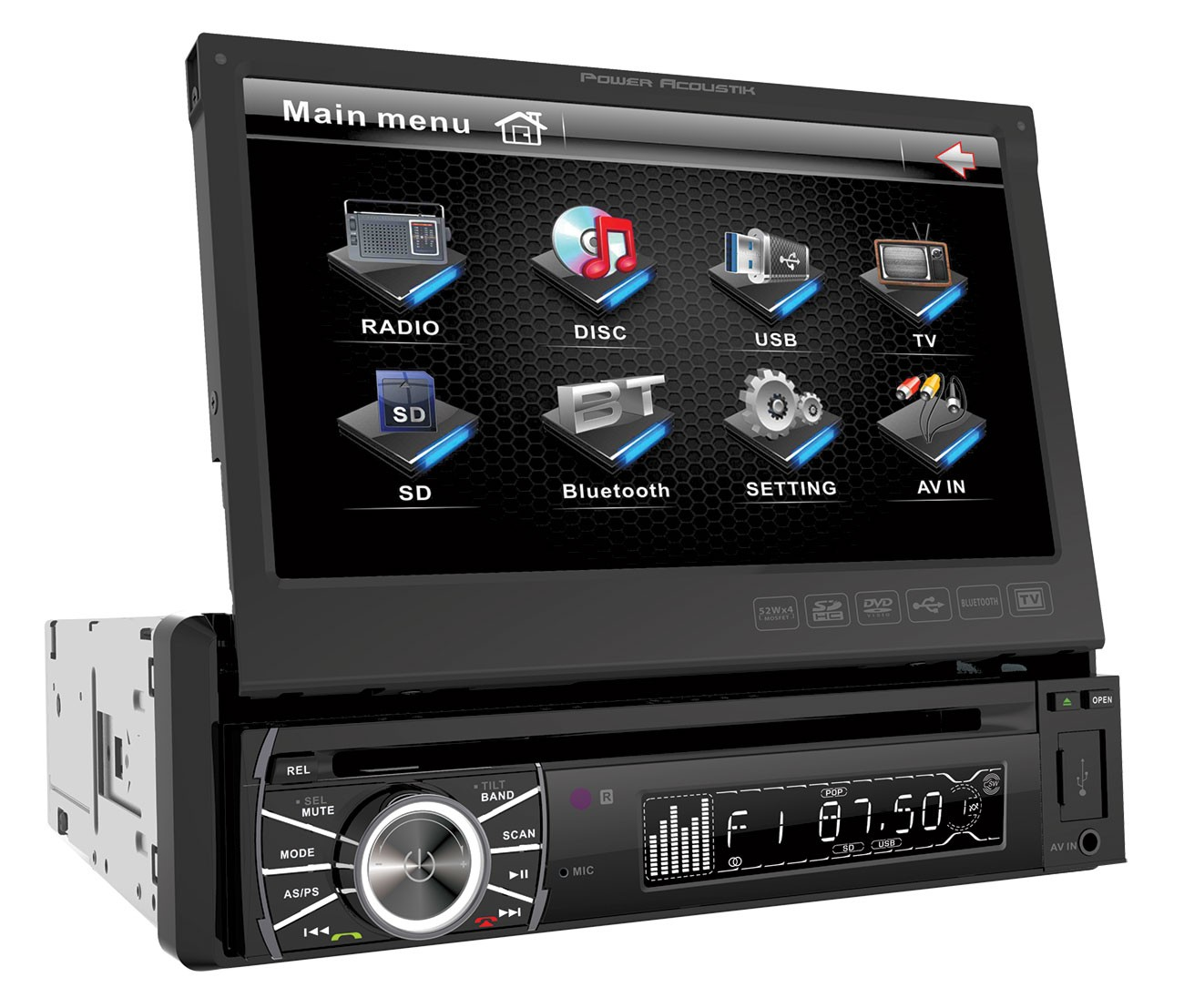 power acoustik ptid 8920 car stereo warehouse asus wiring diagram power acoustik wiring diagram tv #12