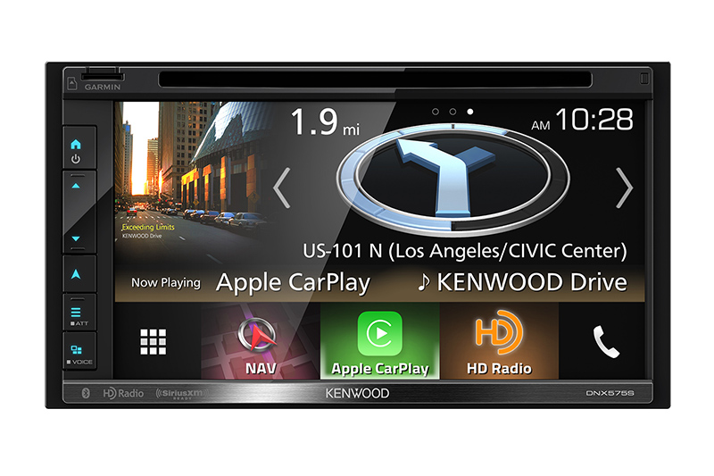 Kenwood DNX575S – Car Stereo Warehouse