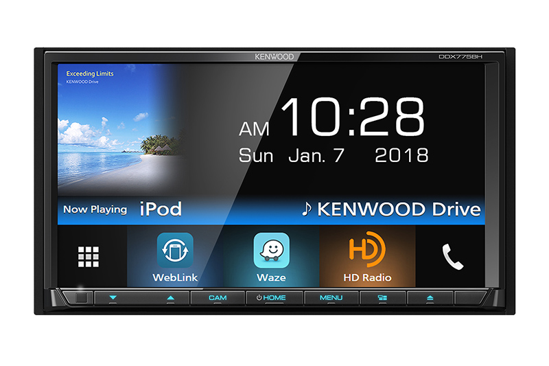 3 Meter Remote Extension SiriusXM Tuner with Touchscreen Commander Digital Wired Remote /& Standard Remote Radio Cover Kenwood Marine Digital Media Receiver